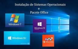 Formatação e Instalação de Sistemas Operacionais
