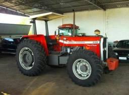 Trator Massey Ferguson 292 , ano 1993 vermelho