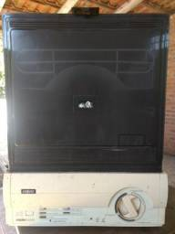 Máquina de lavar louça enxuta