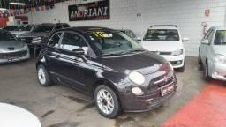 Fiat 500 Sport 1.4 Completo - 2010