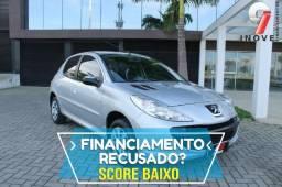 Peugeot Score Baixo Pequena Entrada - 2012