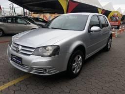 Golf Automático Completo Banco de Couro ( Erick Veículos 27/ 3060-7577 ) - 2009