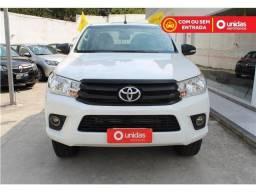 Toyota Hillux Cabine Dupla Std MT 4x4 Diesel 2.8 4p 2017 - 2017