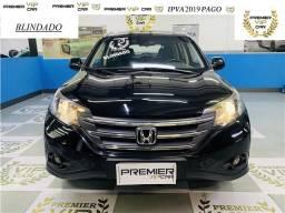 Honda Crv 2.0 exl 4x4 16v gasolina 4p automático - 2012