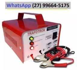 Carregador Bateria Automotivo Carro Moto 12v 10ah 150amperes