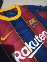 Camisa Barcelona 2021
