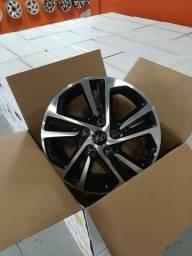 Rodas varios modelos apartir 1650 tem varios valores nova estrada roda 15 disponível