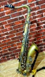 Saxofone Tenor Minami  Wind comprar usado  Limeira