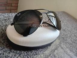 Usado, Óculos Rayban Aviador comprar usado  Palmeira D'Oeste