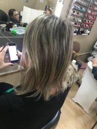 Mega Hair de cabelo humano