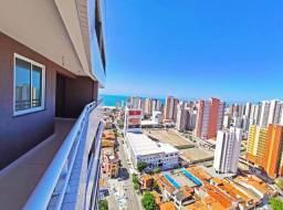 (DS) Apartamento a 3 quadras da Beira Mar! 80m² Novo! 3 quartos!