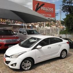 HB20S 2014 1.6 Premium Automatico Branco Flex - 2014