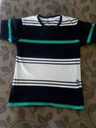 Camisas 8 anos