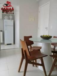 Sonho de Apartamento no Araçagy | 02 Qtos | Nascente | Vista Mar