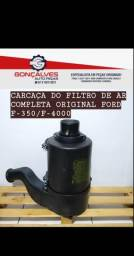 Carcaça do filtro de ar original ford