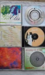 Musica Popular Brasileira - CD's novos e originais