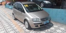 Fiat idea hlx 1.8 completa só $18.990,00 whats *