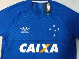 Camisa Cruzeiro 2018 Umbro
