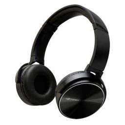 Headphone C3 Tech Dobrável, Preto - PH-110BK