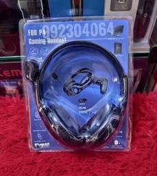 Headset ps4 com entrada p3