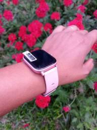 Smartwatch P8 Frequência Cardíaca, Passos E Calorias