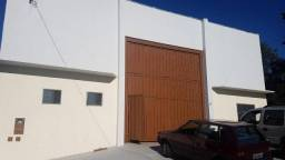 Barracão para alugar, 300 m² por R$ 3.000,00/mês - Jardim São Luís - Presidente Prudente/S