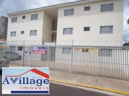 Apartamento com 2 dormitórios para alugar, 60 m² por R$ 680,00/mês - Vila Liberdade - Pres