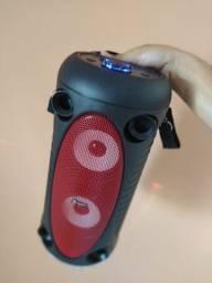 Caixa de som com controle / AVISION