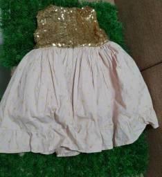Vestido festa 1 ano