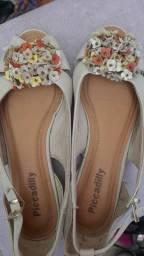 Lindo calçado Piccadilly número 37