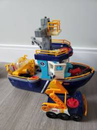 Barco imaginext Fisher-price