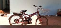 bicicleta motorizada a gasolina zap *