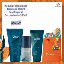 Kit kaiak tradicional