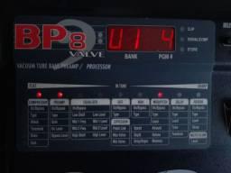 Preamp valvulado multiefeitos DigiTech BP8-EX made in USA