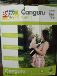 Canguru 3 em 1 Baby Style