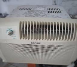 Ar-condicionado de janela Consul 7500 BTUs
