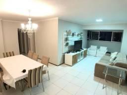 (RV)TR66000 Apartamento 3 quartos, 118 m² no Cocó, 2 Vagas, bem ventilado