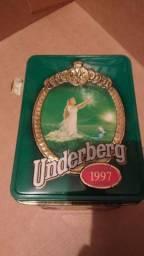 Para Colecionador - Gift Tin Underberg - 1997 - Lacrada
