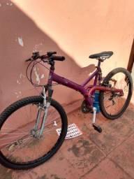 Bike Full suspensão canguru relíquia entrego são carlos