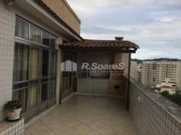 Apartamento à venda com 4 dormitórios em Tijuca, Rio de janeiro cod:JCCO40014