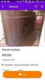 Painel vender hoje