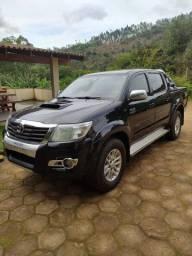 Hilux SRV 3.0 CD 4x4 Aut Diesel Aro 17 Controle Estabilidade 2013