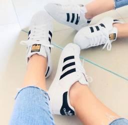 Tênis Adidas Supersta Novo