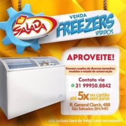 Venda De Freezers Usados