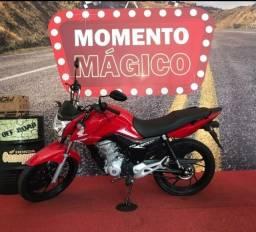 Moto Honda Fan 160 Entrada: 1.000 Para Assalariado