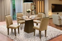 Mesa Florença 4 cadeiras