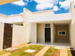WS linda casa nova com 3 quartos 2 banheiros pertinho de messejana