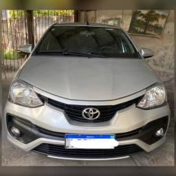 Toyota Etios Sedã XS 1.5 Automático