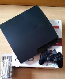 Playstation 3 novo completo