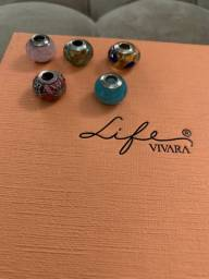 Berloque Murano Vivara (100$) cada